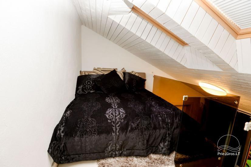 """Apartamenty """"Pajūrio Vakarai"""" w Połądze, w Kunigiskes. Do morza zaledwie 250 metrów! - 9"""