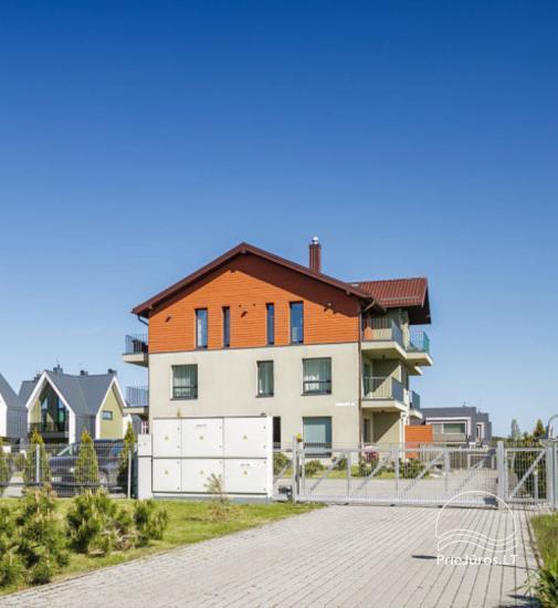 """Apartamenty """"Pajūrio Vakarai"""" w Połądze, w Kunigiskes. Do morza zaledwie 250 metrów! - 16"""