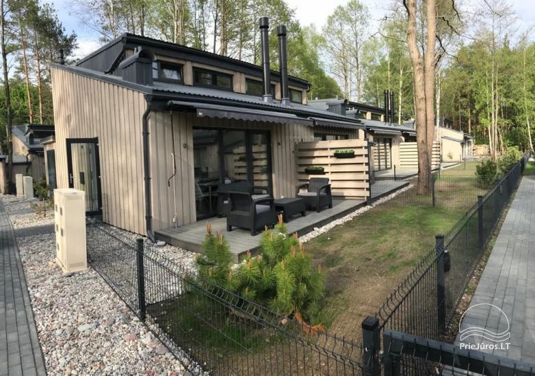 Žalia kopa modern apartments - 2