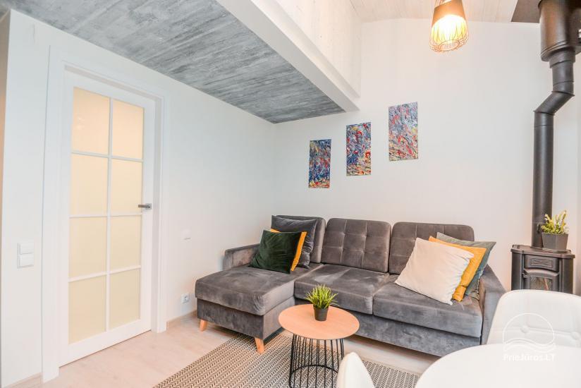 Žalia kopa modern apartments - 7