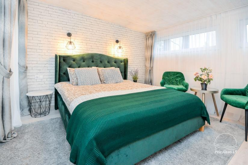 Žalia kopa modern apartments - 1