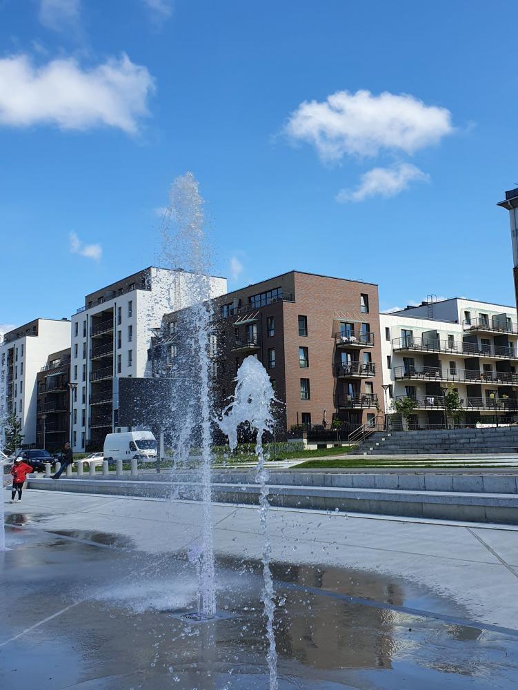 """Apartamenty """"Vyta Plius"""" - w centrum Kłajpedy, w pobliżu rzeki Dane - 1"""