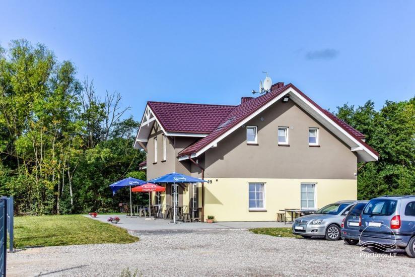 Apartamenty w Karkle Senoji Karklė – 300 m do morza - 4