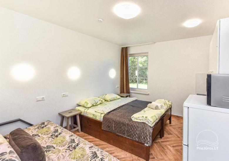 Apartamenty w Karkle Senoji Karklė – 300 m do morza - 16