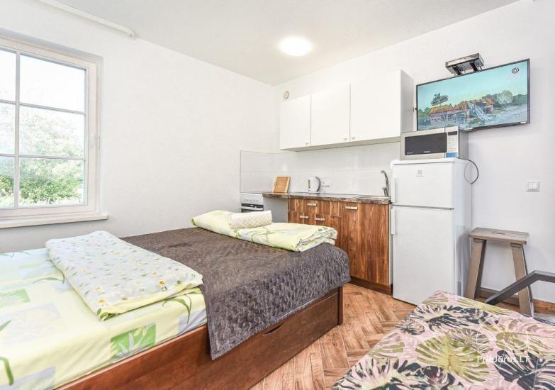 Apartamenty w Karkle Senoji Karklė – 300 m do morza - 17