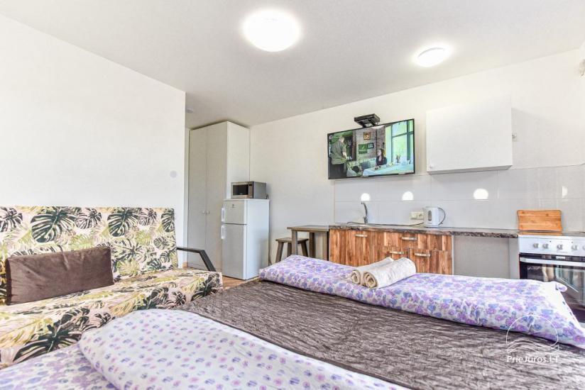 Apartamenty w Karkle Senoji Karklė – 300 m do morza - 25