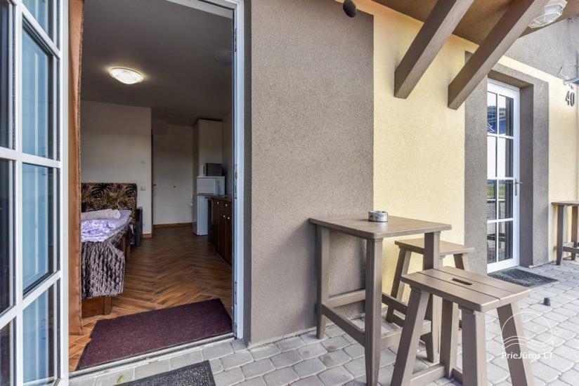 Apartamenty w Karkle Senoji Karklė – 300 m do morza - 28