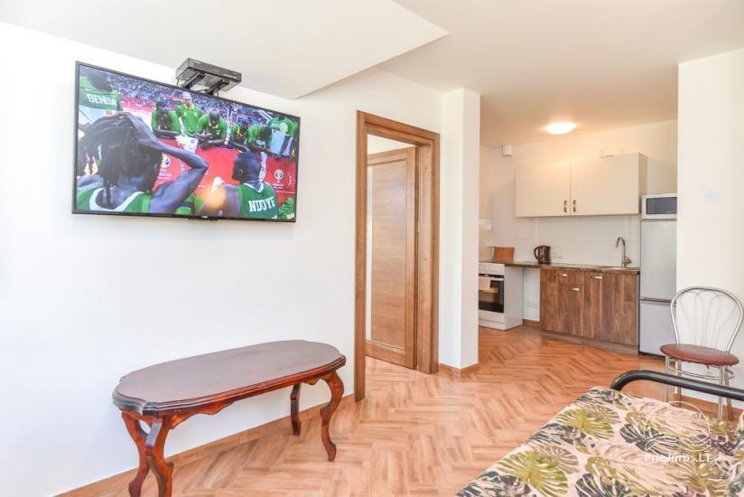 Apartamenty w Karkle Senoji Karklė – 300 m do morza - 30