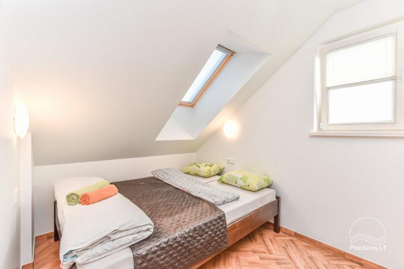 Apartamenty w Karkle Senoji Karklė – 300 m do morza - 31