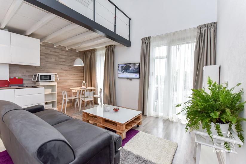 Maluno vilos - mieszkanie do wynajęcia - 4