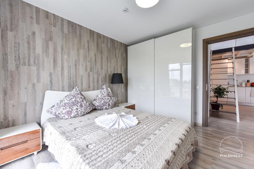 Maluno vilos - przytulne mieszkanie do wynajęcia w Połądze - 12