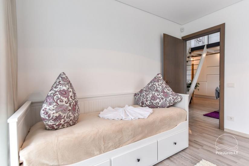 Maluno vilos - przytulne mieszkanie do wynajęcia w Połądze - 14