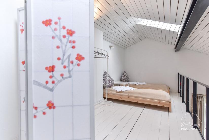 Maluno vilos - przytulne mieszkanie do wynajęcia w Połądze - 15