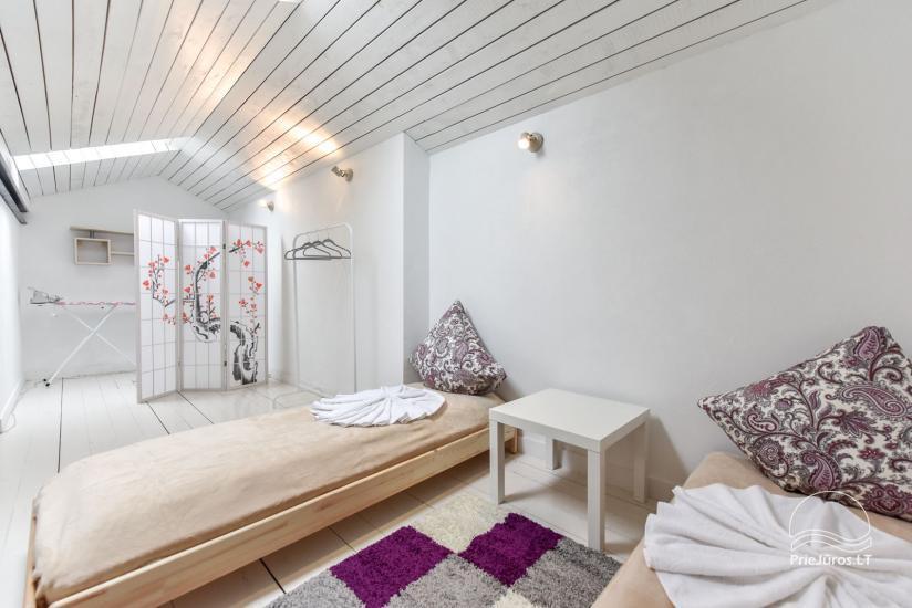 Maluno vilos - przytulne mieszkanie do wynajęcia w Połądze - 16