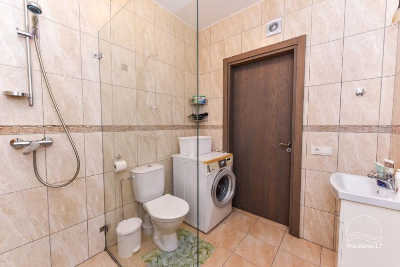 Maluno vilos - przytulne mieszkanie do wynajęcia w Połądze - 19