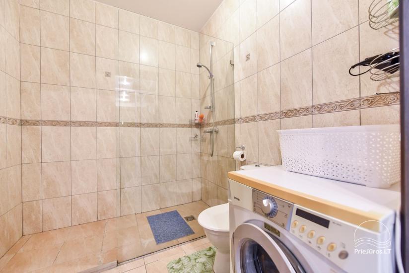 Maluno vilos - przytulne mieszkanie do wynajęcia w Połądze - 20