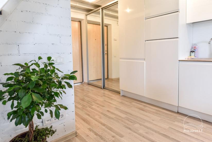 Maluno vilos - przytulne mieszkanie do wynajęcia w Połądze - 21