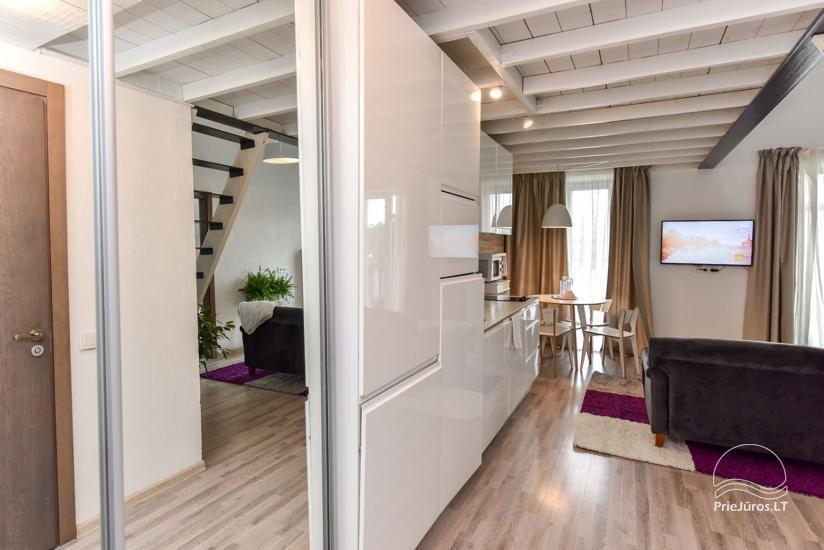 Maluno vilos - przytulne mieszkanie do wynajęcia w Połądze - 22