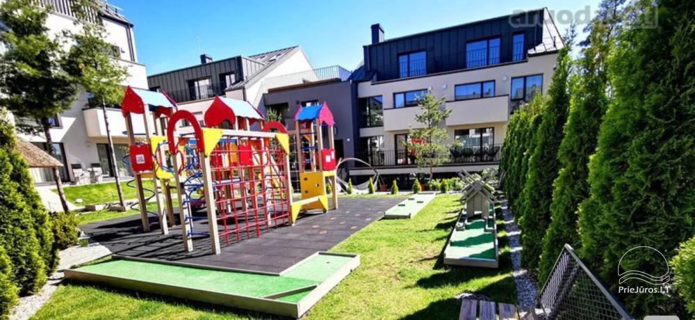 Nowe mieszkania 1 i 2-pokojowe do wynajęcia w nowym kompleksie Maluno vilos - 4