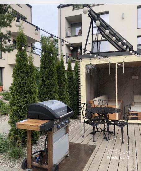 Nowe mieszkania 1 i 2-pokojowe do wynajęcia w nowym kompleksie Maluno vilos - 5