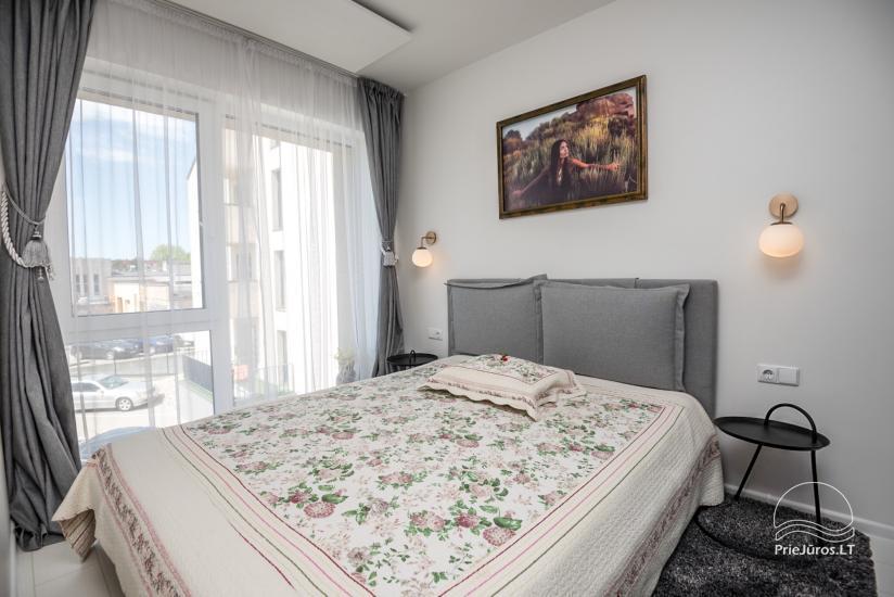 Nowe mieszkania 1 i 2-pokojowe do wynajęcia w nowym kompleksie Maluno vilos - 6