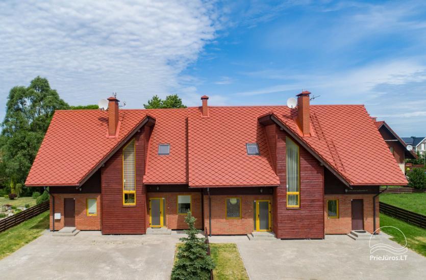 NEW KARKLE - pokoje i apartamenty do wynajęcia w Karkle - 2