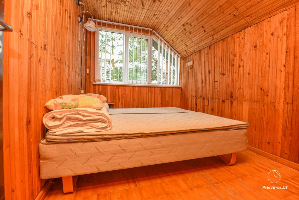 "Odpocznij w domu ""VERTIKALE"" w Sventoji - 2"