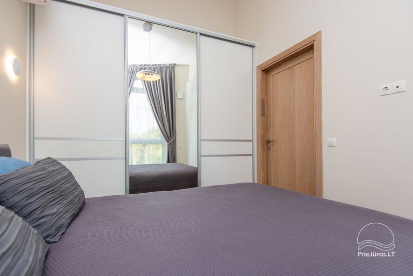 Stylowe, nowe 2-pokojowe mieszkanie do wynajęcia w Połądze - 9