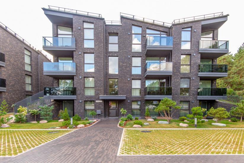 Stylowe, nowe 2-pokojowe mieszkanie do wynajęcia w Połądze - 20