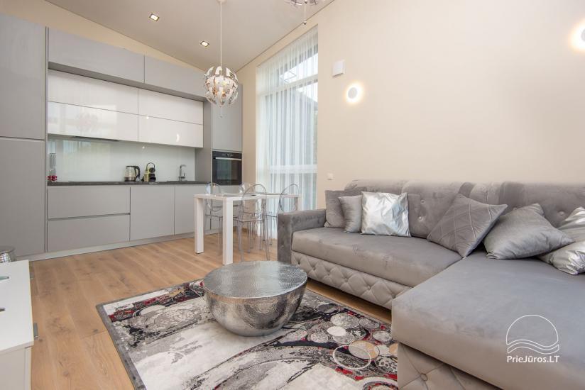 Stylowe, nowe 2-pokojowe mieszkanie do wynajęcia w Połądze - 4