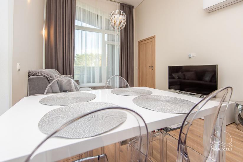 Stylowe, nowe 2-pokojowe mieszkanie do wynajęcia w Połądze - 5