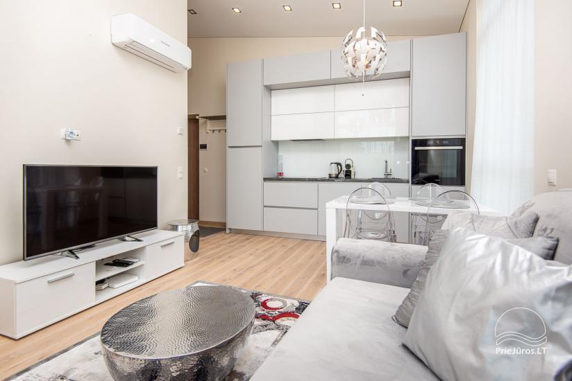 Stylowe, nowe 2-pokojowe mieszkanie do wynajęcia w Połądze - 6