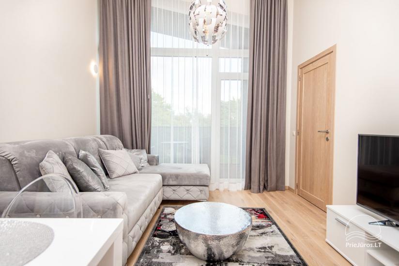 Stylowe, nowe 2-pokojowe mieszkanie do wynajęcia w Połądze - 7