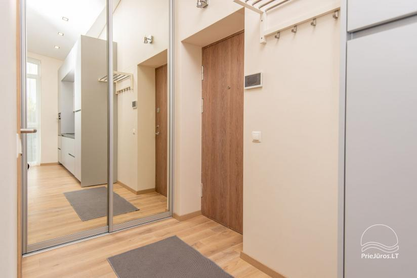 Stylowe, nowe 2-pokojowe mieszkanie do wynajęcia w Połądze - 10