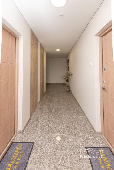Stylowe, nowe 2-pokojowe mieszkanie do wynajęcia w Połądze - 19