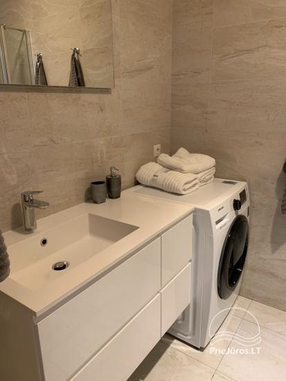 Stylowe, nowe 2-pokojowe mieszkanie do wynajęcia w Połądze - 11