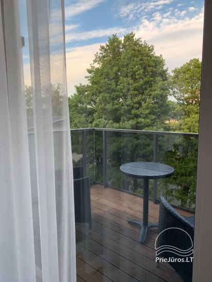 Stylowe, nowe 2-pokojowe mieszkanie do wynajęcia w Połądze - 15