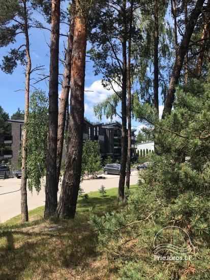 Stylowe, nowe 2-pokojowe mieszkanie do wynajęcia w Połądze - 1