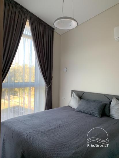 Stylowe, nowe 2-pokojowe mieszkanie do wynajęcia w Połądze - 8