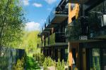 Nowe mieszkanie do wynajęcia w Połądze, w pobliżu Morza Bałtyckiego