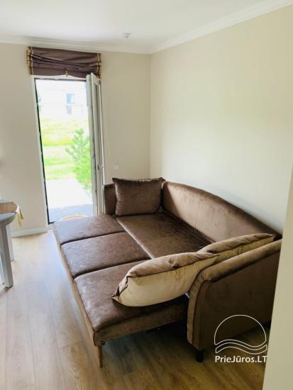 Przytulny apartament z tarasem do wynajęcia w Połądze - 5