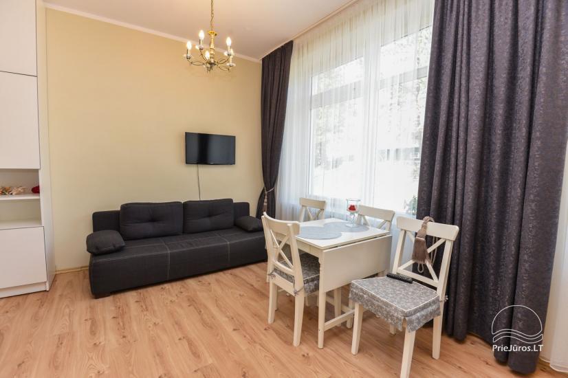 Mieszkanie do wynajęcia na Mierzei Kurońskiej, na Litwie, w pobliżu Morza Bałtyckiego - 4