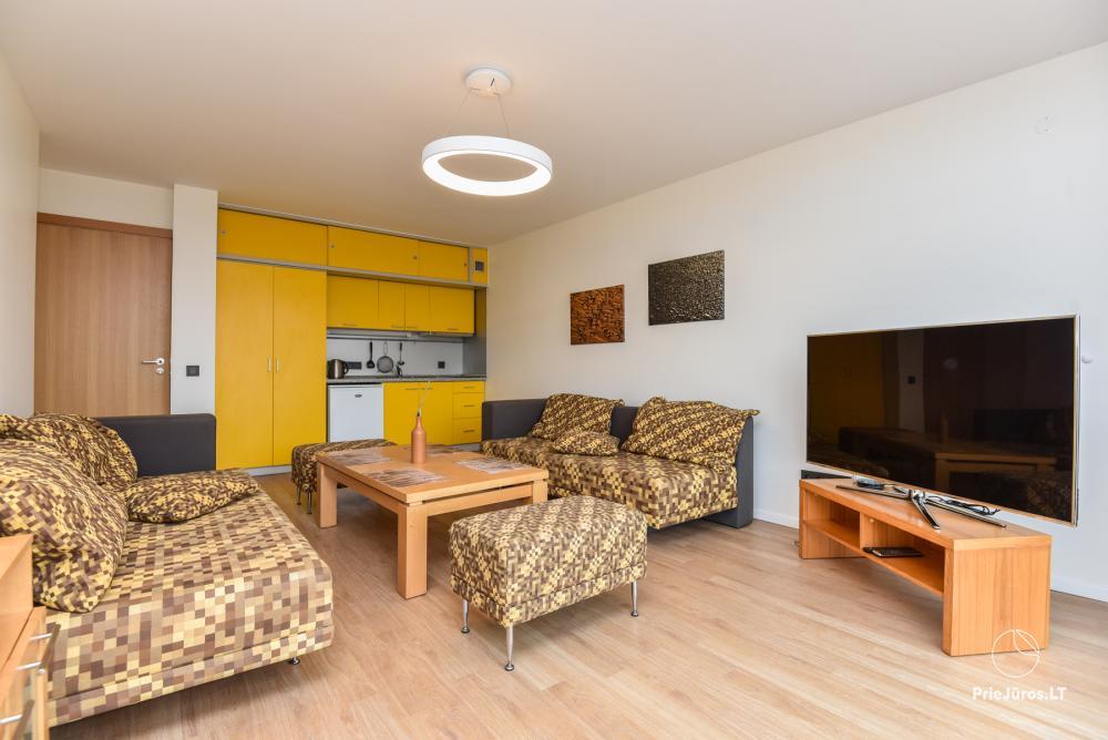 Nowe apartamenty nad brzegiem morza - 1
