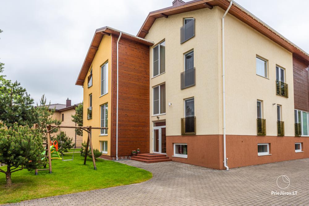 Dom Goscinny w Poladze Sermuksniu - 1