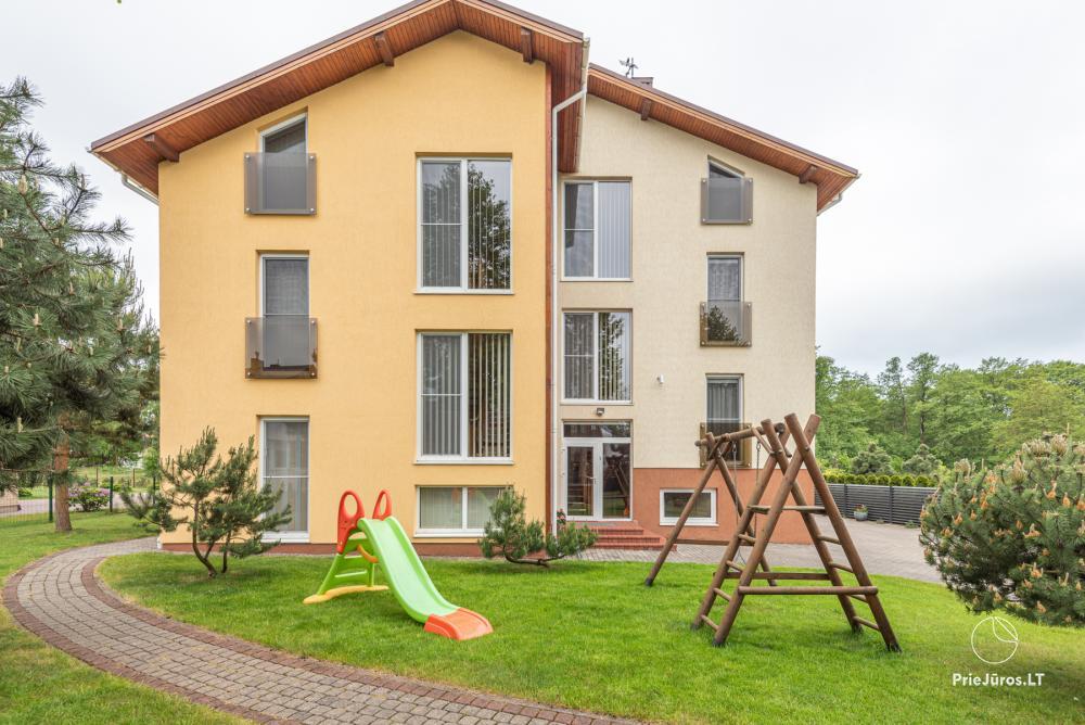 Dom Goscinny w Poladze Sermuksniu - 2