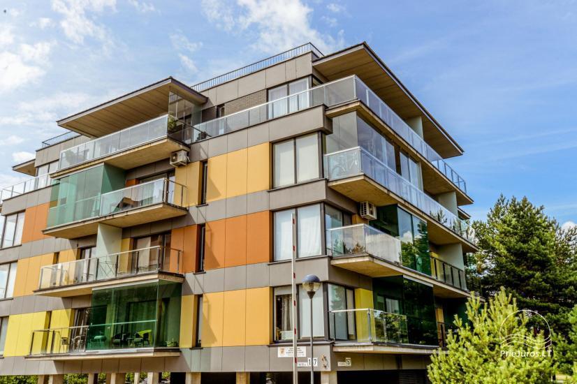 Nowe mieszkanie w Połądze, 500 metrów od morza! - 8