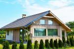 """Domki wakacyjne dla 4-6 osób w dzielnicy Bernati, rejonie Liepaja """"PITER HOUSE"""", Country"""