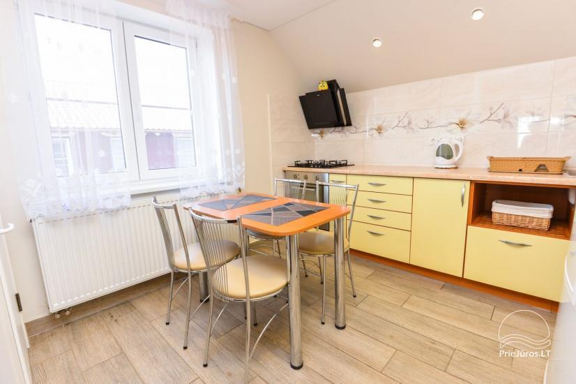 1-4 osobowe mieszkanie do wynajęcia w Nidzie - 4
