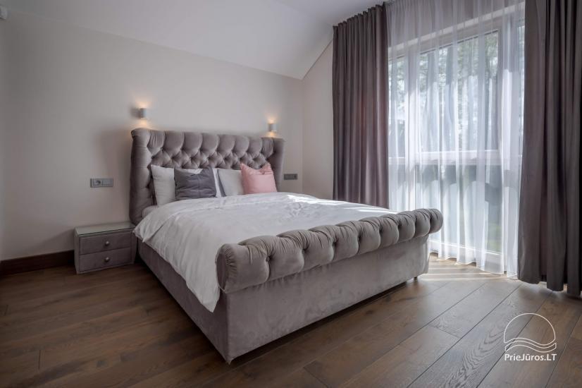 """Nowa luksusowa kamienica w Połądze """"Vanagupes Luxury Cottages"""" - 6"""