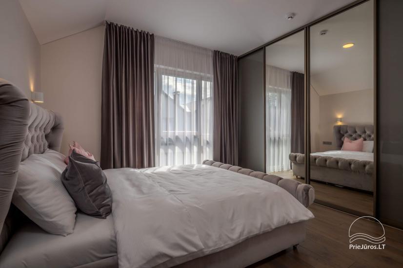 """Nowa luksusowa kamienica w Połądze """"Vanagupes Luxury Cottages"""" - 5"""